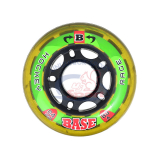 Koliesko Base Hockey Rage 64 mm - hokej