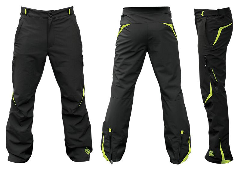 20a0090033b8 Lyžiarske nohavice RVC SKILACK Contrast