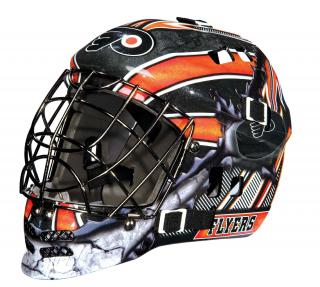 Maska FRANKLIN NHL Jr. Flyers