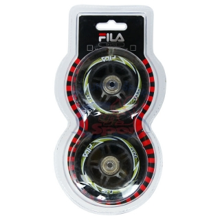 Sada koliesok Fila Black 84 mm