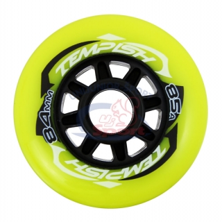 Koliesko Tempish Radical 84 mm green - sada 8 ks