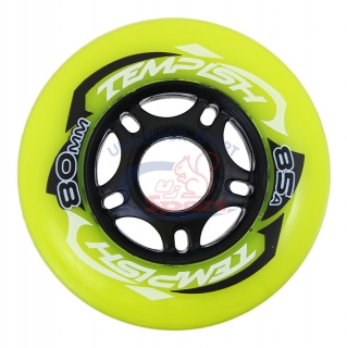 Koliesko Tempish Radical 80mm green - sada 8 ks