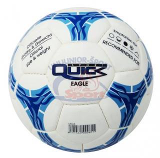 0243de79d3e41 Futbalová lopta QUICK Eagle empty