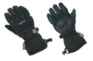 Rukavice RVC BLACKY Junior Ski